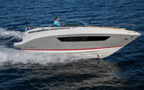 Bayliner 842 Cuddy