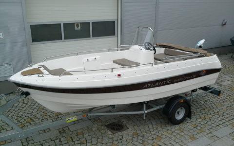 Atlantic Marine 450 open ELEKTRYCZNA