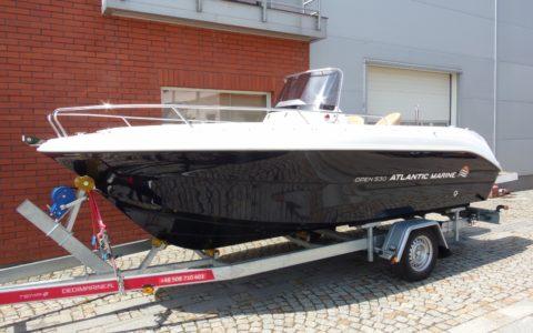 Atlantic Marine 530 OPEN GOTOWA KWIECIEŃ 2019 / 56000,00 pln  18