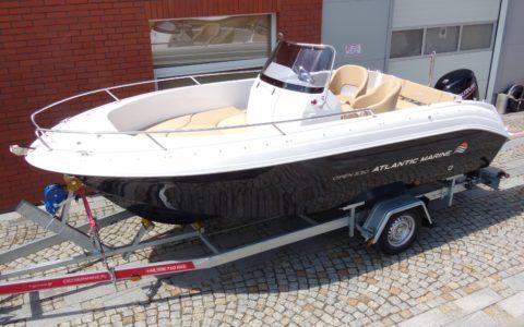 Atlantic Marine 530 + Suzuki DF 100 APL 115000,00 pln