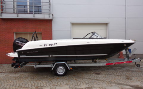 Bayliner E7 + Mercury 150