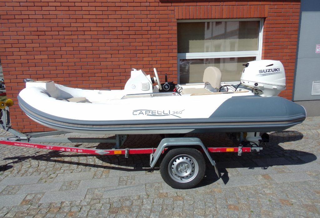 RIB Capelli TENDER 360 47000,00 pln
