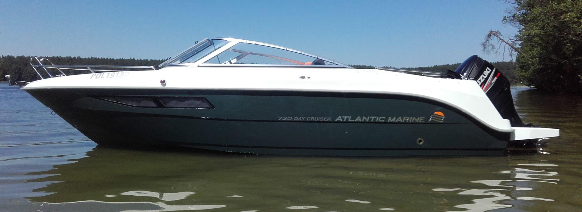 Atlantic Marine 720 Day Cruiser + Suzuki DF 300 ATX 185000,00 pln Augustów