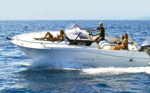 Atlantic Marine 730 Sun Cruiser